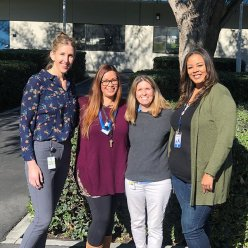 Hooray for the amazing counseling team at the Creekside Ed Center!  Our staff and students are better because of you ❤️#nationalschoolcounselingweek #oursarethebest